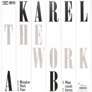 Back View : Karel - WORK - Magnetron Music / Mag153