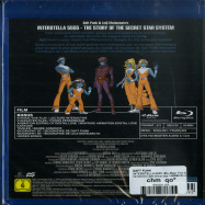 Back View : Daft Punk  - INTERSTELLA 5555 (Blu-Ray) The 5tory Of The 5ecret 5tar 5 - Parlophone Label Group (plg) / 509996785149