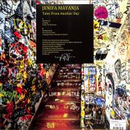Back View : Jenifa Mayanja - TALES FROM ANOTHER DAY (ALLSTARR MOTOMUSIC MIX) - deepArtSounds / dAS026