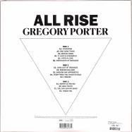 Back View : Gregory Porter - ALL RISE (LTD.EDT.AUDIOPHILE 3-LP / signed) - Blue Note / 0866473