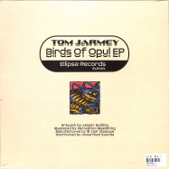 Back View : Tom Jarmey - BIRD OF OPAL EP - Ellipse Records / ELP001