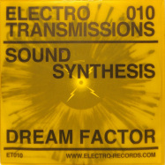 Back View : Sound Synthesis - ELECTRO TRANSMISSIONS 010 DREAM FACTOR EP (B-STOCK) - Electro Records / ER-ET010