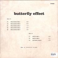 Back View : Shinichi Atobe - BUTTERFLY EFFECT (2LP, CLEAR VINYL) - DDS / DDS010