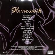 Back View : Daft Punk - HOMEWORK (2X12 LP) - Virgin / 2438426091