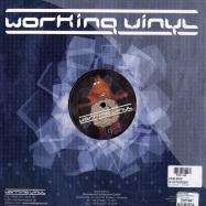 Back View : Andreas Kremer - DER WOLF IM SCHAFSPELZ - Working Vinyl / wv09