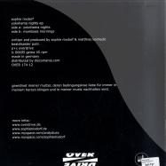 Back View : Sophie Nixdorf - YOKOHAMA NIGHTS EP - Overdrive / over174
