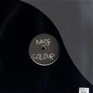 Back View : DJ Dro San & DJ Mem - THERS SOME COLOUR IN DA HOUSE - Nasty Colour / NC001