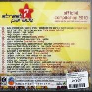 STREET PARADE 2010 (CD)