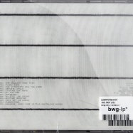 Back View : Laetitia Sadier - THE TRIP (CD) - Drag City / dc440cd