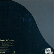 Back View : Wandler - GET TOGETHER EP (JONAS KOPP, JUAN ZOLBARAN) - Kumquat Tunes / kum023