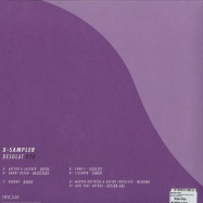 Back View : Various Artists - DESOLAT X SAMPLER PURPLE (2X12) - Desolat / Desolat020