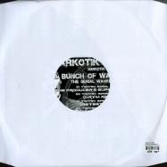 Back View : Various Artists - A BUNCH OF WANKERS EP - Narkotik Recordz / narkotik009