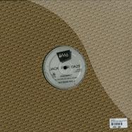 Back View : Legowelt - ELEMENTZ OF HOUZ MUSIC (ACTRESS RMXS) - Clone Jack For Daze / CJFD016r