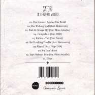 Back View : Satori - IN BETWEEN WORLDS (CD) - Underyourskin Records / UYSR016CD