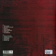 Back View : Placebo - BLACK MARKET MUSIC (LTD GOLDEN 180G LP) - Elevator Lady Limited / 4743247