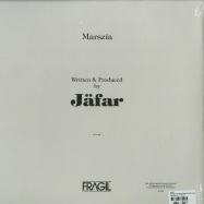 Back View : Jafar - Marszia (ONE SIDED RECORD WITH ENGRAVEMENT ON B SIDE) - Fragil Musique / Fragil018