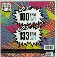 Back View : DJ Ritchie Ruftone - PRACTICE YO! CUTS VOL.3 - Turntable Training Wax / ttw004
