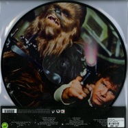 Back View : John Williams - STAR WARS: A NEW HOPE O.S.T. (2X12 PIC DISC LP) - Sony Music / 88985354461