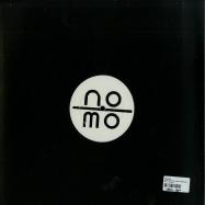 Back View : Unknown - NOMO 005 (BLUE & BLACK MARBLED / VINYL ONLY) - Nomo / NOMO005