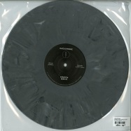 Back View : Djedjotronic - STRAPON (GREY-MARBLED VINYL) - Boys Noize / BNR152