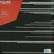 Back View : Jeroen Search - TIME SIGNATURE EP - Figure / Figure84
