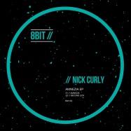 Back View : Nick Curly - AMNEZIA EP - 8 Bit / 8Bit123