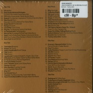 Back View : John Digweed - JOHN DIGWEED LIVE IN BROOKLYN OUTPUT (5XCD) - Bedrock / bednyccd01