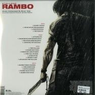 Back View : Brian Tyler - RAMBO O.S.T. (LTD RED SPLATTER 180G 2X12 LP) - Silva Screen / SILLP1260 / 00112161