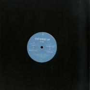 Back View : V/A (Bodin & Jacob, Martyne & Jacob) - GESANDT EP (VINYL ONLY) - Traffic / Traffic011