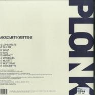 Back View : KSMISK - MIKROMETEORITTENE (2X12) - Ploink / Ploink022