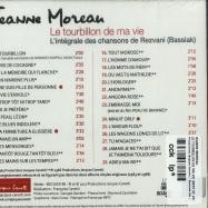 Back View : Jeanne Moreau - LE TOURBILLON DE MA VIE (BEST OF 2017)(2XCD) - Productions Jacques Canetti / Because Mu / BEC5543196