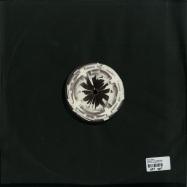 Back View : Esox Lucius - L ESCARGOT EP (LTD CLEAR VINYL) - Mirror Trax / MIRRORTRAX002