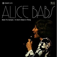 Back View : Alice Babs - BEEN TO CANAAN / IT DOIN MEAN A THING (7 INCH) - Dynamite Cuts / DYNAM7019