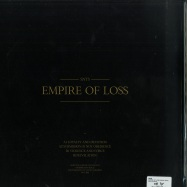 Back View : SNTS - EMPIRE OF LOSS (GOLD VINYL) - SNTS / SNTS013