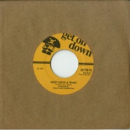 Back View : Symarip - SKINHEAD MOONSTOMP / MUST CATCH A TRAIN (7 INCH) - Get On Down / GET 778-7
