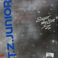 Back View : T.Z. Junior - SUGAR MY LOVE - Jamwax / JAMWAXMAXI20