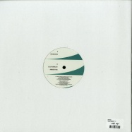Back View : Manoo - KROMOSOME X EP - TRIBE / TRIBEV14