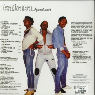 Back View : Kabasa - AFRICAN SUNSET (2LP) - BBE Records / BBE491ALP