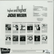 Back View : Jackie Wilson - HIGHER & HIGHER (180 LP) - Demon Records / DEMREC383