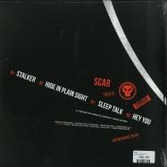 Back View : Scar - HIDE IN PLAIN SIGHT EP - Metalheadz / META073