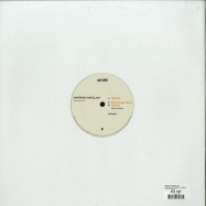 Back View : Mariano Mateljan - TABEBULA EP (SEB ZITO REMIX) - Infuse / INFUSE033