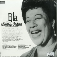 Back View : Ella Fitzgerald - ELLA WISHES YOU A SWINGING CHRISTMAS (LP) - Rumble Records / RUM2011147 / 00129322