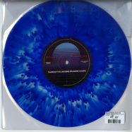 Back View : Bullet For My Valentine - GRAVITY / RADIOACTIVE (LTD BLUE 10 INCH) - Spinefarm / 7732612