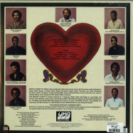Back View : Standing Room Only - HEART AND SOUL (LP) - Everland / EVERLP017 / 00135728