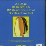 Back View : Butch & C. Vogt - DESIRE - Running Back / RB1980