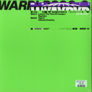 Back View : Oneohtrix Point Never - KCRW SESSION (EP + MP3) - Warp Records / WARPLP300-8