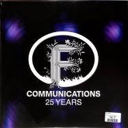Back View : Toni Mono - EP - F Communications / 267WO25133