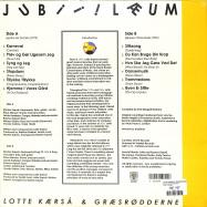 Back View : Lotte Kaersa & Graesrodderne - JUBIIILAEUM (REISSUE) - Tartelet Records / TARTRE01
