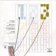 Back View : John Beltran / Mark Archer / Future Beat Alliance / Max 404 - DE:10.03 (GREEN 180G VINYL) - De:tuned / ASGDE022C