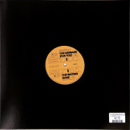 Back View : V/A A.Attias,Mark De Clive-Lowe,H.Yochizawa, Justin Chapman - THE MESSAGE,THE WAITING GAME - Visions Recordings / VISIO033